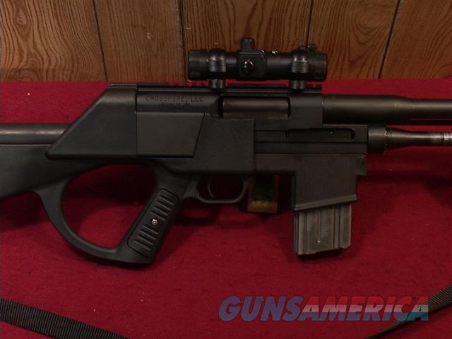 383T CROSSFIRE PUMP 223/12GA   Guns > Shotguns > Drilling & Combo Shotgun Rifle Combos