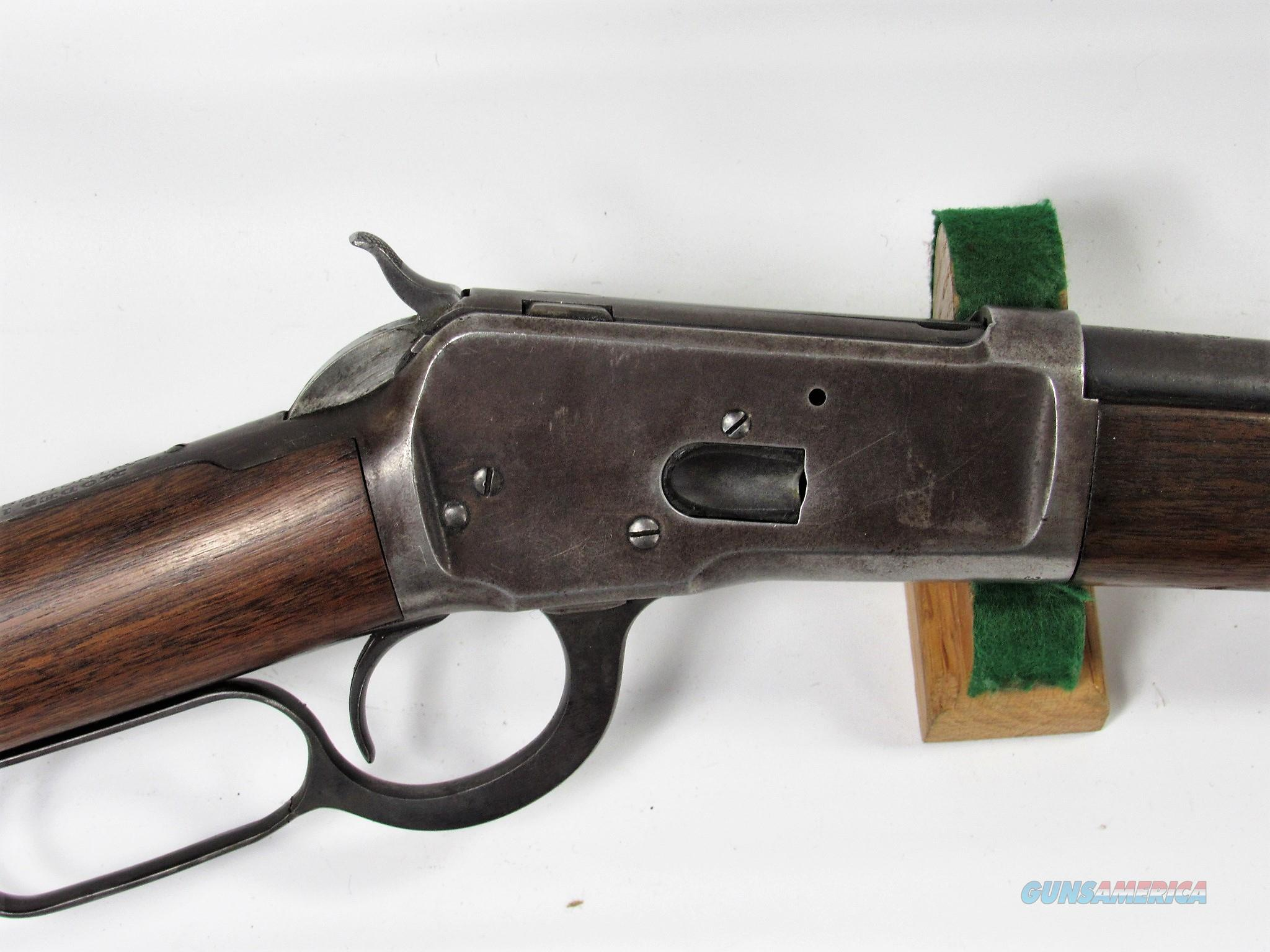 48Y WINCHESTER 1892 38-40  Guns > Rifles > Winchester Rifles - Modern Lever > Other Lever > Pre-64