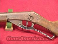 C150 DAISY MODEL #111 MODEL 40 RED RIDER  Non-Guns > Air Rifles - Pistols > Childs Lever Action