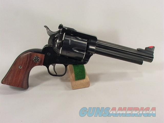 "3W RUGER BLACKHAWK NEW MODEL 45LC 5 ½""  Guns > Pistols > Ruger Single Action Revolvers > Blackhawk Type"