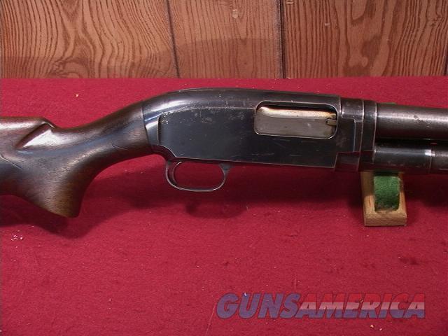 80U WINCHESTER MODEL 12 12GA  Guns > Shotguns > Winchester Shotguns - Modern > Pump Action > Hunting