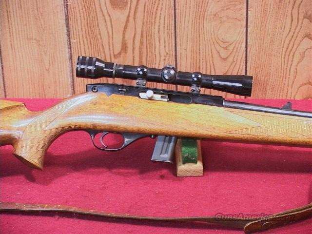 130SA WEATHERBY MK XXII ITALIAN 22LR  Guns > Rifles > Weatherby Rifles > Sporting