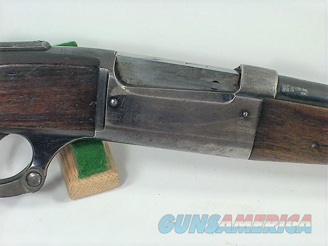 234X SAVAGE 1899A 303 SAVAGE WITH GERMAN PROOFS  Guns > Rifles > Savage Rifles > Model 95/99 Family