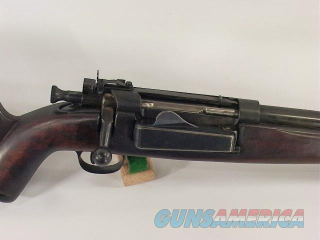 22W SPRINGFIELD 1898 30-40 KRAG  Guns > Rifles > Custom Rifles > Bolt Action