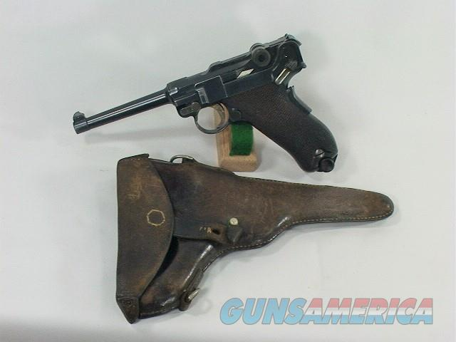 C639R LUGER AMERICAN EAGLE 30 CAL.  Guns > Pistols > Luger Pistols