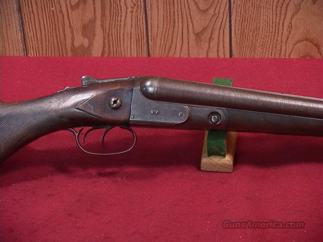 834 PARKER P GRADE 12GA  Guns > Shotguns > Parker Shotguns