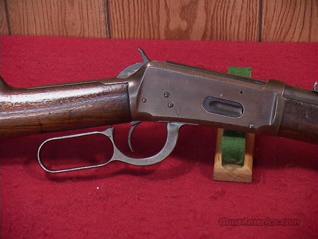 173T WINCHESTER 1894 CARBINE 25-35  Guns > Rifles > Winchester Rifles - Modern Lever > Model 94 > Pre-64