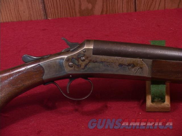 184U STEVENS SINGLE 12GA  Guns > Shotguns > Stevens Shotguns