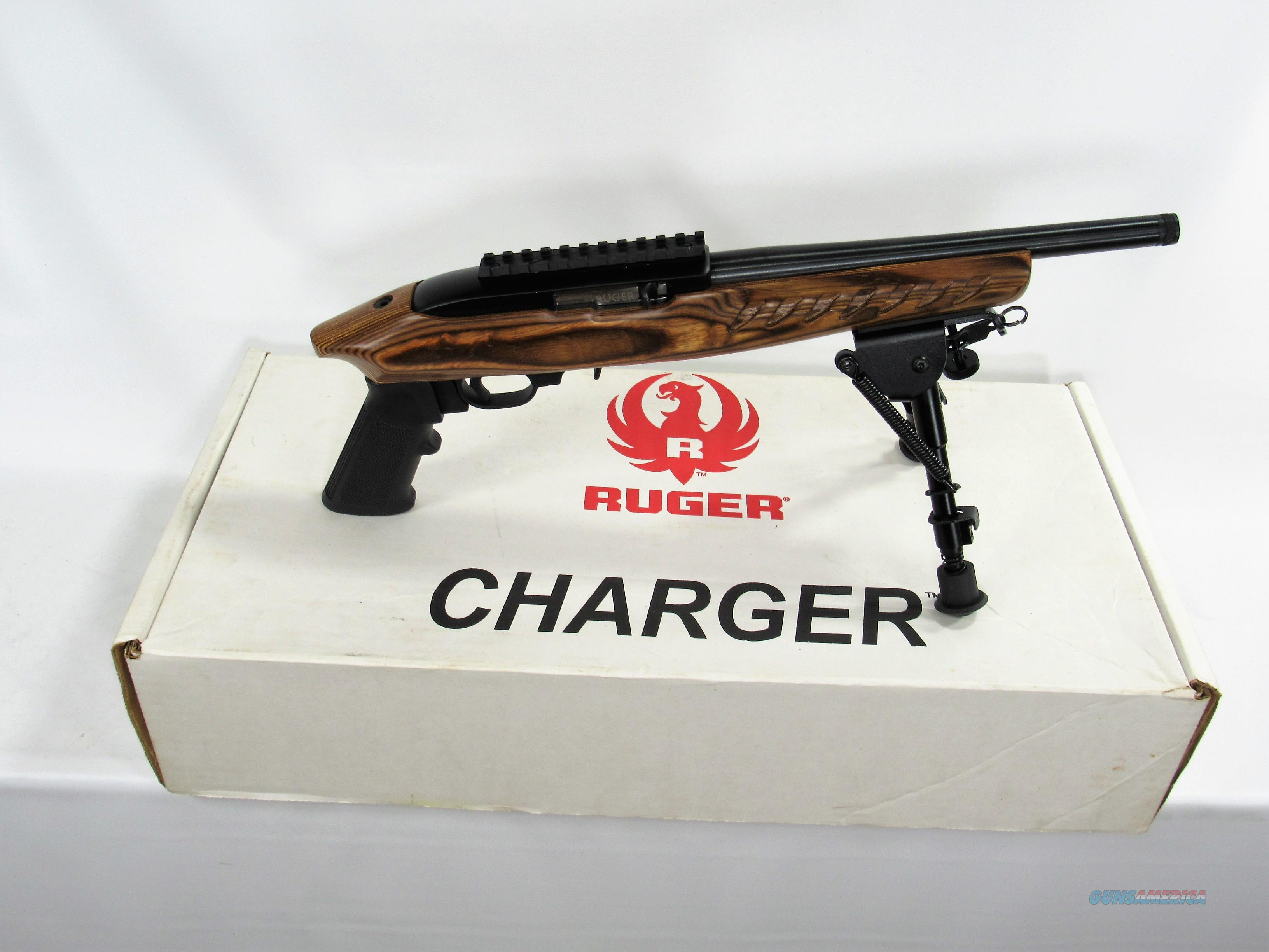120Y RUGER CHARGER 22  Guns > Pistols > Ruger Semi-Auto Pistols > Charger Series