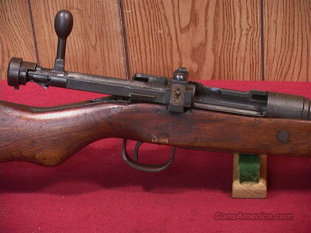 247S JAP ARISAKA 7.7 SPORTERIZED  Guns > Rifles > Military Misc. Rifles Non-US > Other