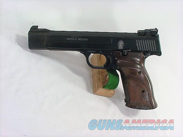 D45X S&W 41 22 LR  Guns > Pistols > Smith & Wesson Pistols - Autos > .22 Autos