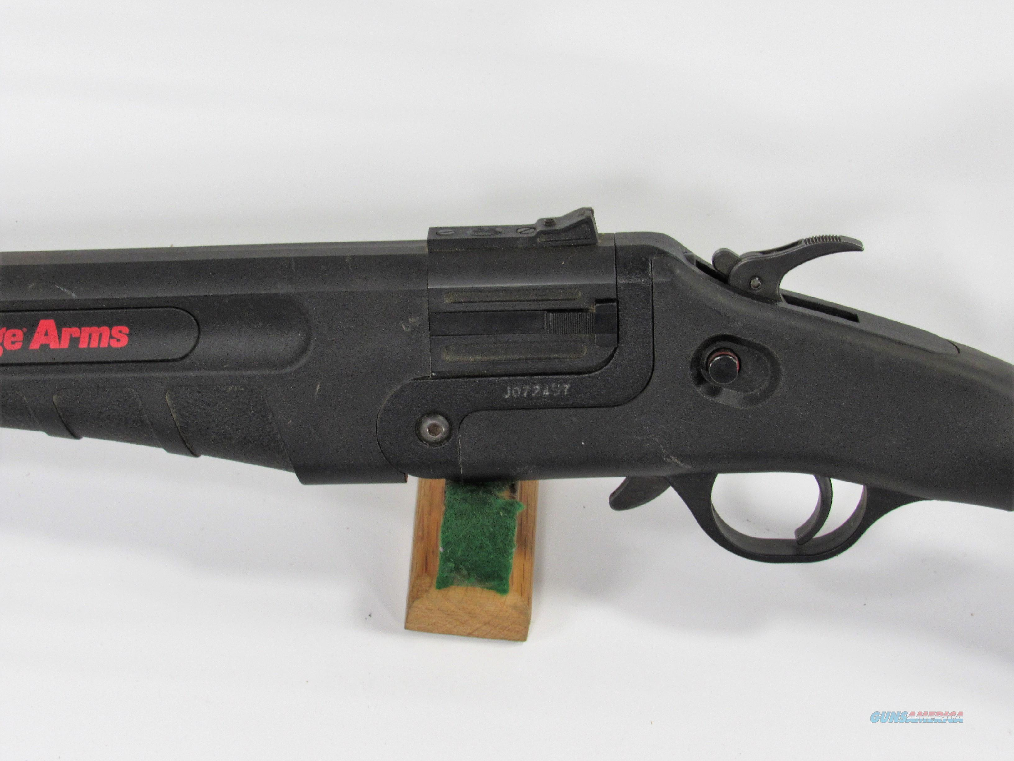 8Y SAVAGE MODEL 42 22/410  Guns > Shotguns > Savage Shotguns