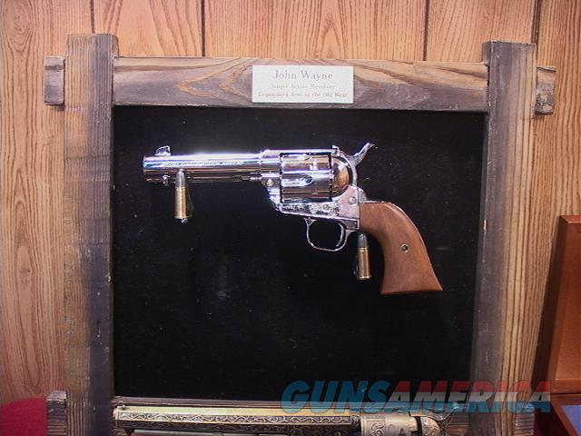 Movie props and display guns  Non-Guns > Cowboy Action/Western