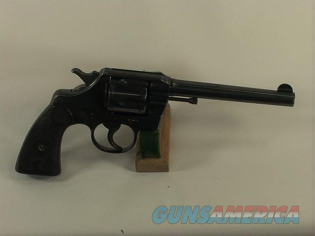 84V COLT ARMY SPECIAL 38  Guns > Pistols > Colt Double Action Revolvers- Pre-1945