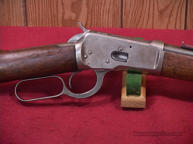 205S WINCHESTER 1892 SRC 38-40  Guns > Rifles > Winchester Rifles - Modern Lever > Other Lever > Pre-64