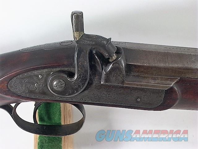 990 WM READ BOSTON 69 CALIBER PERCUSSION SMOOTH BORE  Guns > Rifles > Antique (Pre-1899) Rifles - Perc. Misc.