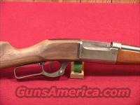 104Q SAVAGE 1899A SHORT RIFLE 303  Guns > Rifles > Savage Rifles > Model 95/99 Family