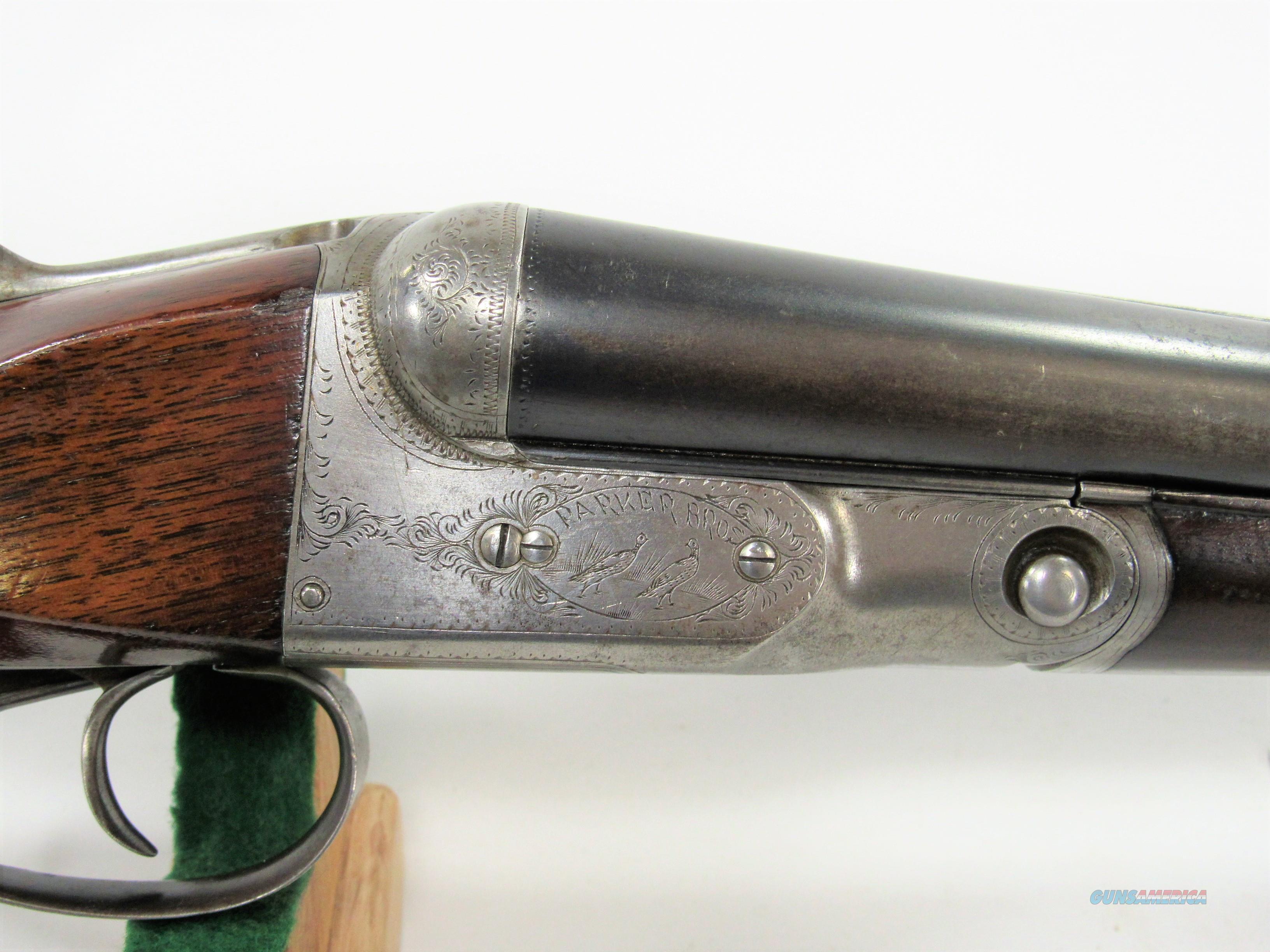 270R PARKER DH 12GA  Guns > Shotguns > Parker Shotguns