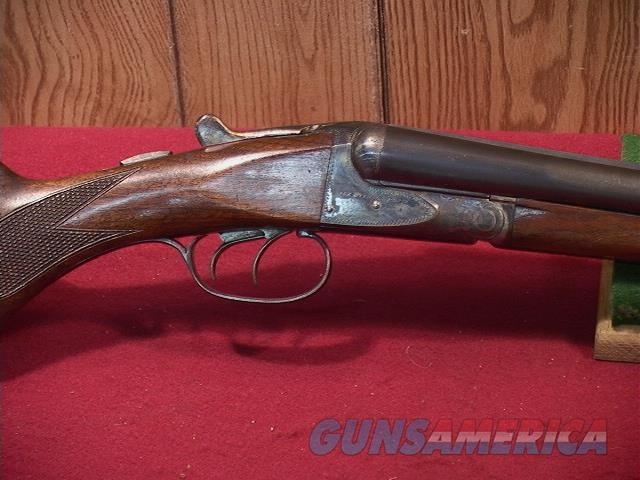 16TA FOX STERLINGWORTH DELUXE WITH ORIGINAL WIN BEADS AND PAD  Guns > Shotguns > Fox Shotguns