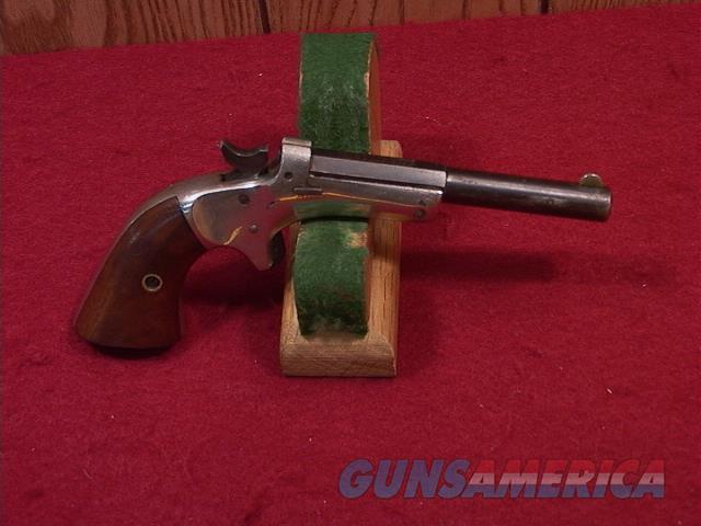 197U STEVENS NO. 41 TIP UP 22  Guns > Pistols > Stevens Pistols