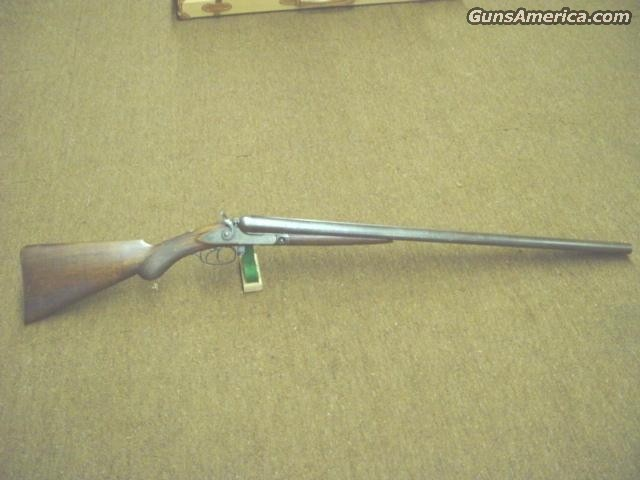 LIFTER MODEL 10GA  Guns > Shotguns > Parker Shotguns