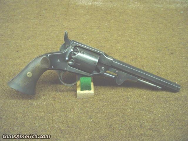 ROGERS AND SPENCER  Guns > Rifles > TU Misc Rifles