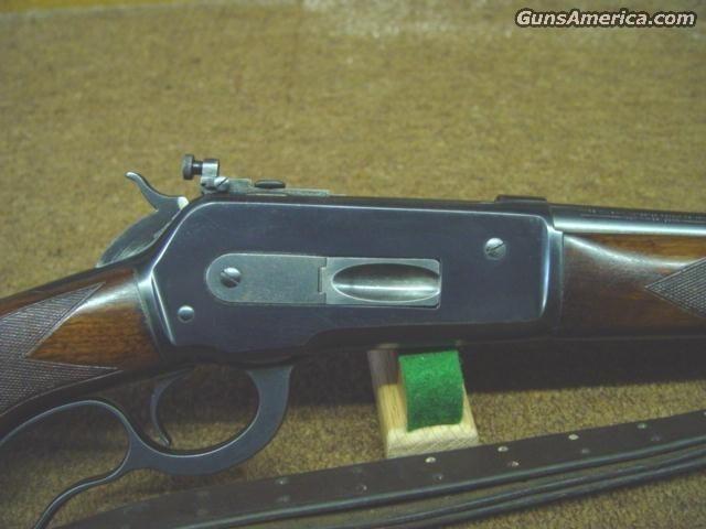 71 DELUXE LONG TANG  Guns > Rifles > Winchester Rifles - Modern Lever