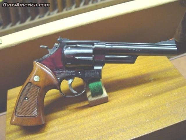 "57 41MG 6""  Guns > Pistols > Smith & Wesson Revolvers"