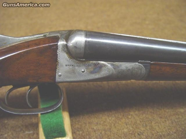 "STERLINGWORTH 20GA 26""  Guns > Shotguns > Fox Shotguns"