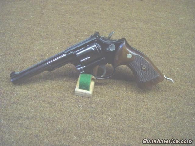 48  Guns > Pistols > Smith & Wesson Revolvers