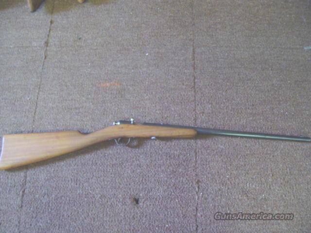76M WINCHESTER 1900  Guns > Rifles > Winchester Rifles - Modern Bolt/Auto/Single > .22 Boys Rifles