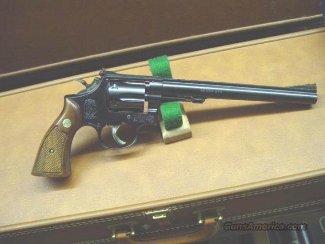 "49M S&W 48 22MG 8 3/8""  Guns > Pistols > Smith & Wesson Revolvers"