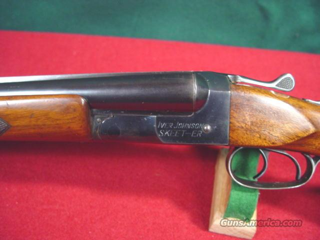 199M IVER JOHNSON SKEETER IN RARE 20GA  Guns > Shotguns > Iver Johnson Shotguns