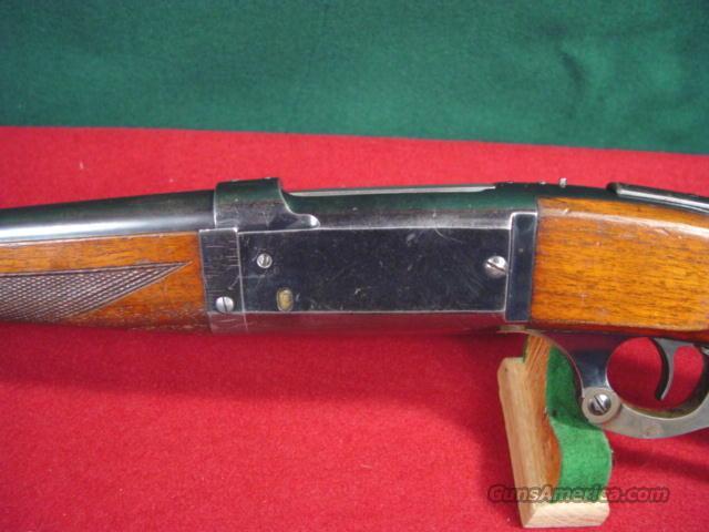 200M SAVAGE 1899 CD DELUXE TAKE DOWN 303  Guns > Rifles > Savage Rifles > Model 95/99 Family