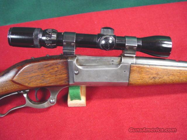 207M SAVAGE 99EG 30-30 EARLY UNCHECKERED  Guns > Rifles > Savage Rifles > Model 95/99 Family