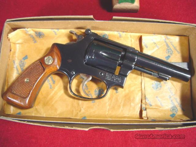 "286M S&W 51 22MG 3 1/2"" BLUE  Guns > Pistols > Smith & Wesson Revolvers > Full Frame Revolver"