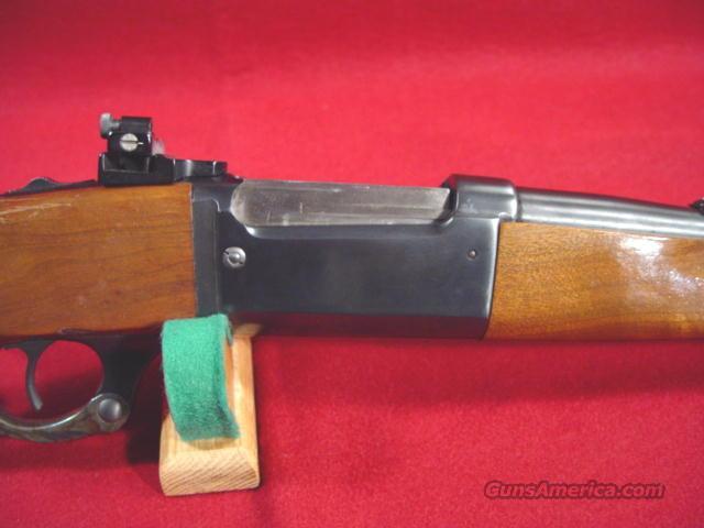 142M SAVAGE 99A BRUSH GUN 358  Guns > Rifles > Savage Rifles > Model 95/99 Family