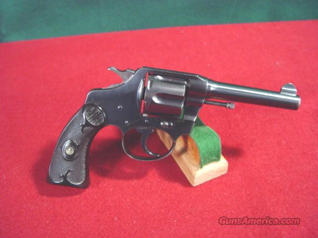 250M COLT POLICE POSITIVE 38 1ST ISSUE 38 S&W  Guns > Pistols > Colt Double Action Revolvers- Modern