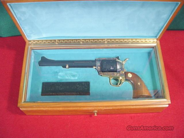 274M COLT SAA 45LC ABERCROMBIE & FITCH  Guns > Pistols > Colt Single Action Revolvers - 2nd Gen.