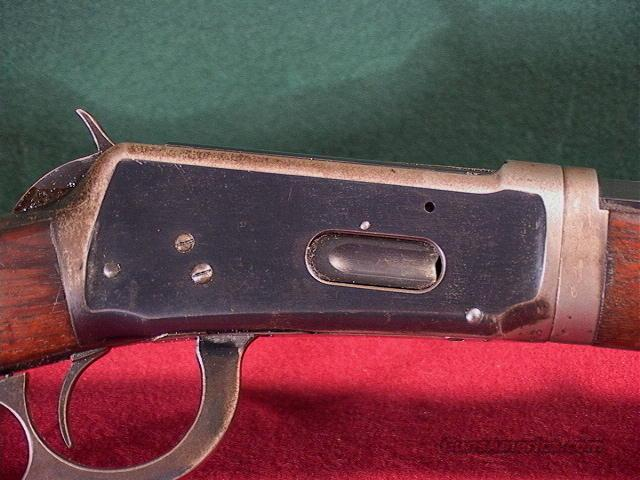 371M WINCHESTER 1894 32SP VERY RARE 1/2RD 1/2OCT FULL MAG  Guns > Rifles > Winchester Rifles - Modern Lever > Model 94 > Pre-64