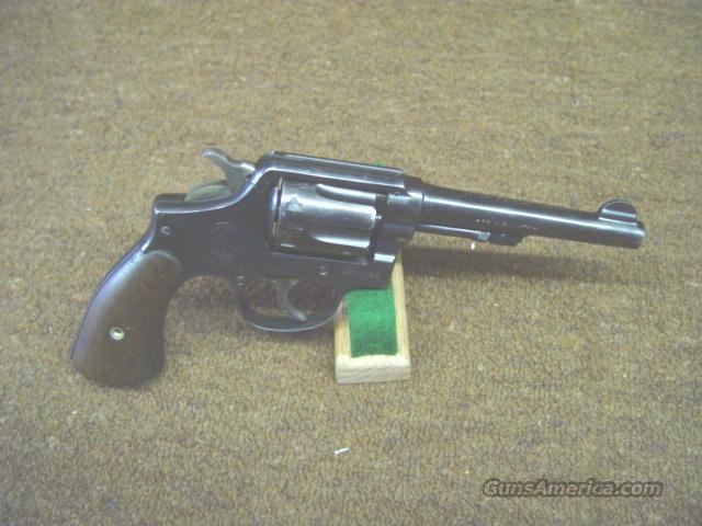 281L S&W 38 HAND EJECTOR  Guns > Pistols > Smith & Wesson Revolvers