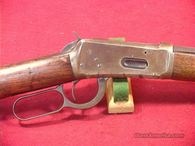 124R WINCHESTER 1894 30-30 OCT RIFLE  Guns > Rifles > Winchester Rifles - Modern Lever > Model 94 > Pre-64
