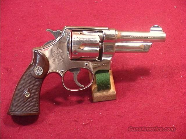 79R S&W 44 HAND EJECTOR 3RD MODEL 44SP  Guns > Pistols > Smith & Wesson Revolvers > Full Frame Revolver