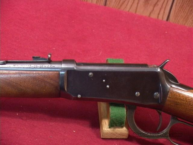 198R WINCHESTER 94 25-35 CARBINE  Guns > Rifles > Winchester Rifles - Modern Lever > Model 94 > Pre-64