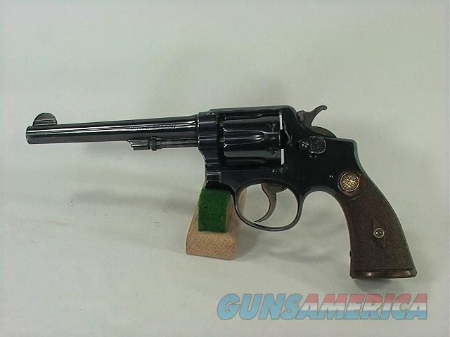 """9X S&W M&P 38 SP 1905 4TH CHANGE  6"""" SQUARE BUTT  Guns > Pistols > Smith & Wesson Revolvers > Med. Frame ( K/L )"""