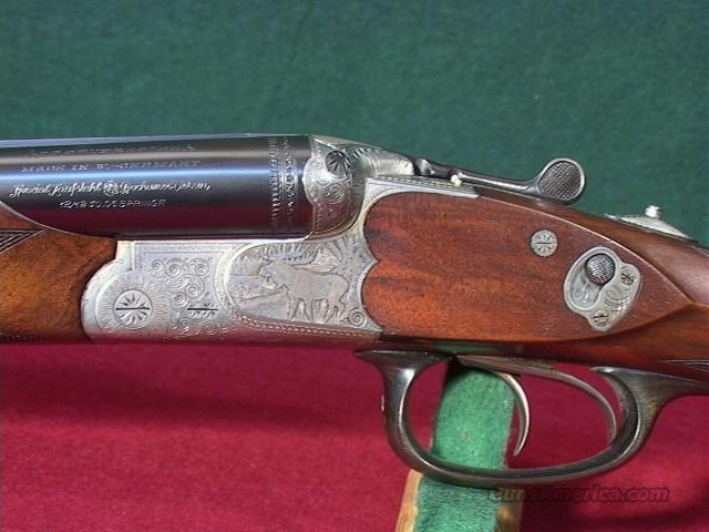 8P JP SAUER 3000 DRILLING LUXURY GRADE  Guns > Shotguns > Drilling & Combo Shotgun Rifle Combos