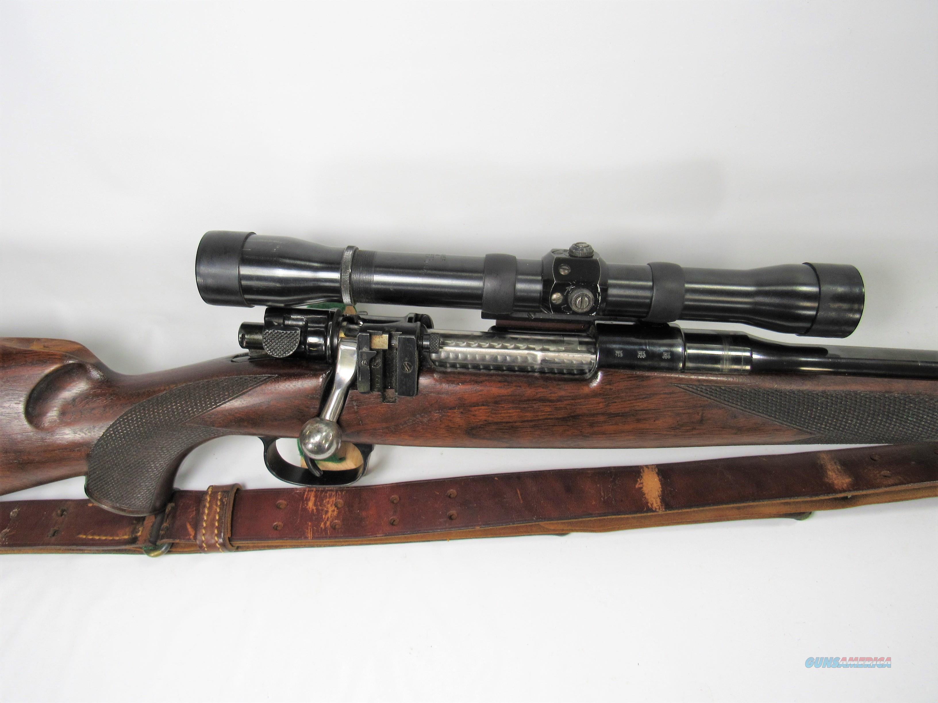 97R REDUCED!! MAUSER 98 CUSTOM 30-06  Guns > Rifles > Mauser Rifles > German