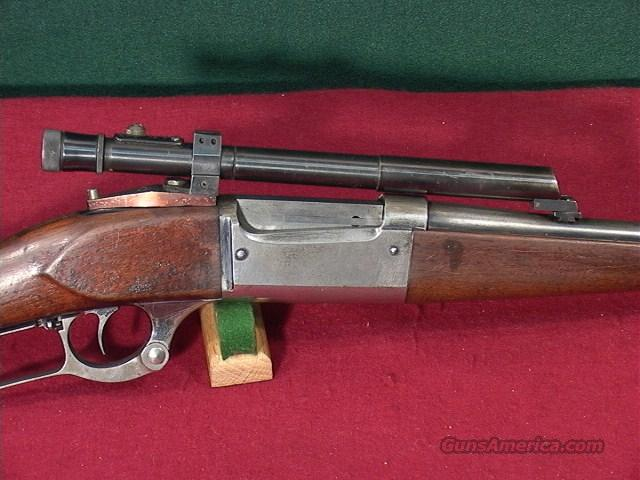 267o SAVAGE 1899 H CARBINE IN RARE 25-35  Guns > Rifles > Savage Rifles > Model 95/99 Family