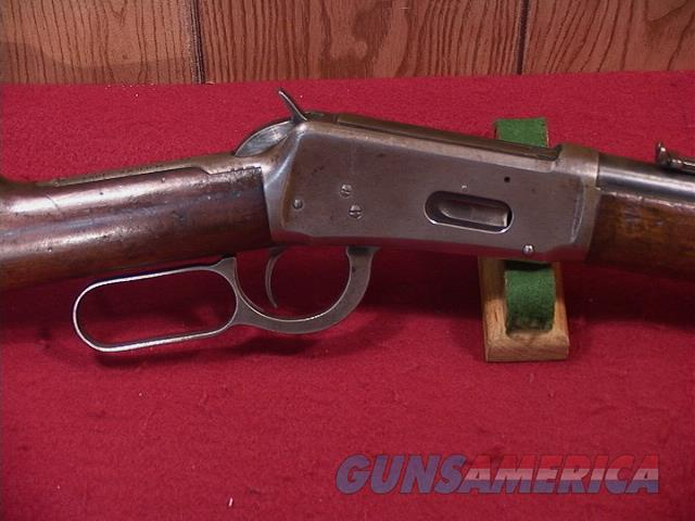 187R WINCHESTER 1894 SRC 38-55 SPECIAL ORDER BUTTON MAG  Guns > Rifles > Winchester Rifles - Modern Lever > Model 94 > Pre-64