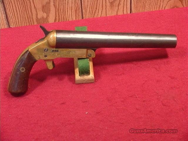C535R REMINGTON MKIII FLARE PISTOL  Guns > Pistols > Military Misc. Flareguns